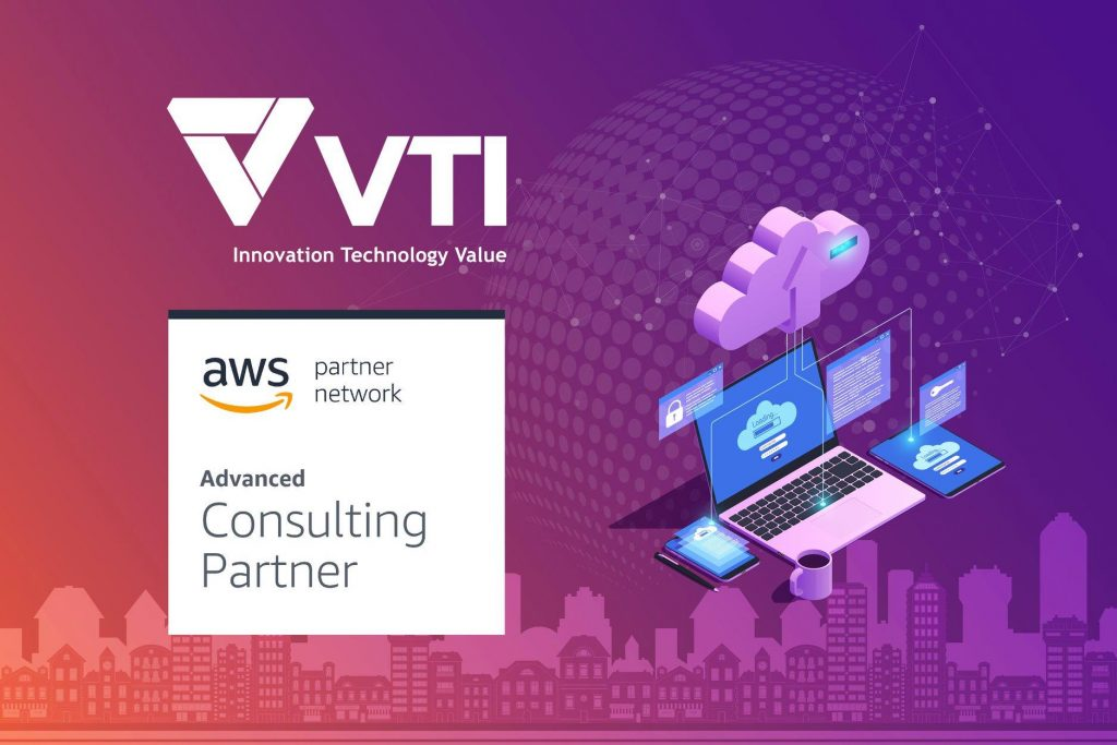 VTI Cloud AWS Advanced Consulting Partner