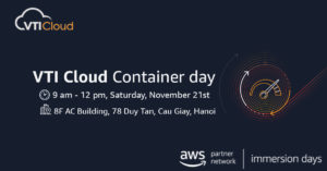 Container day event vti cloud